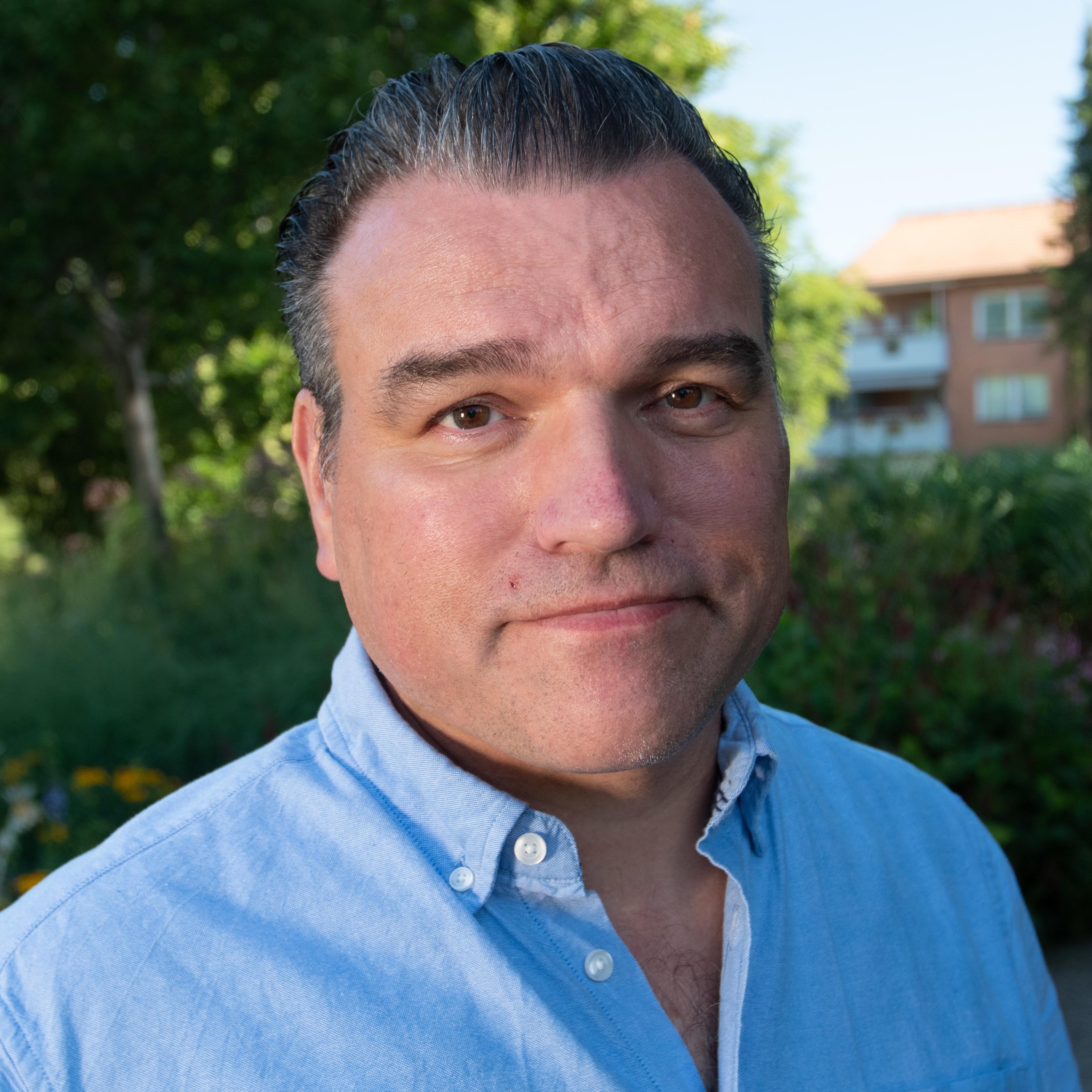 Patrik Gustavsson (1 av 3)
