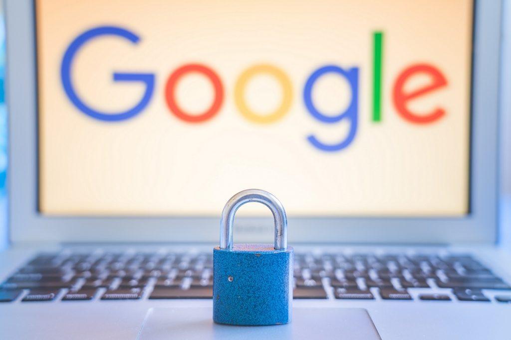 Kontoskapande för Google