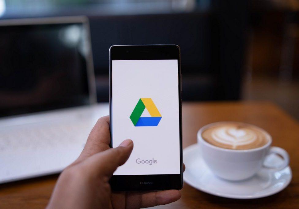 Shutterstock - Google drive_